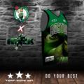Boston Celtics x The Hulk...