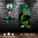Boston Celtics x The Hulk...