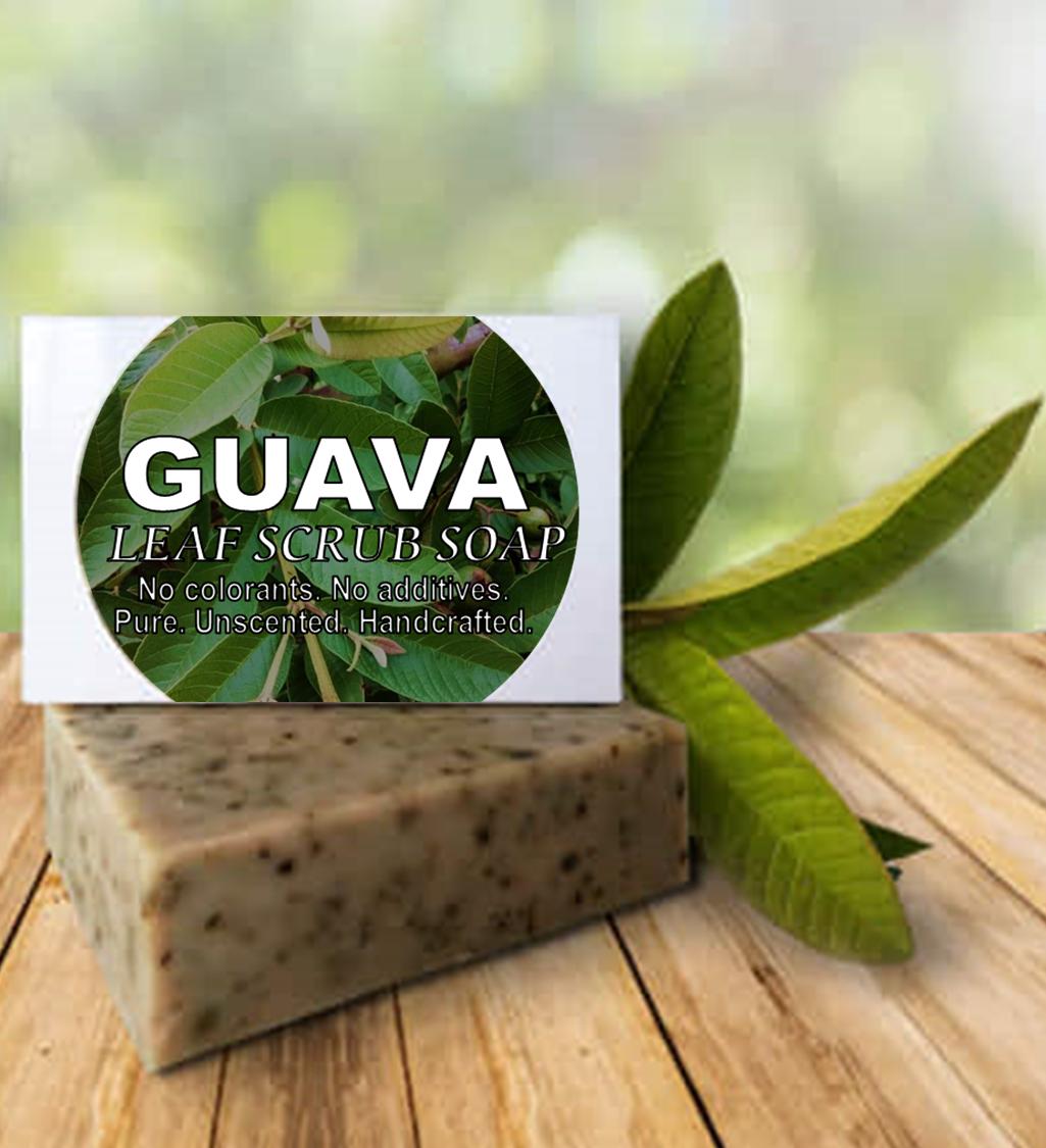 100g Guava Soap