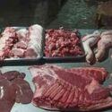 Raw Pig Meat per kg