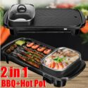 2 in 1 Korean Electric BBQ...