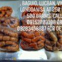 500 grams Longganisa