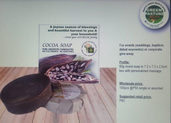 cocoa seed soap