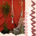 Macrame Plant Holder (SINGLE)