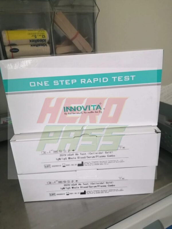 Innovita COVID-19 Rapid Test Kit