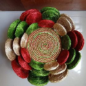 Round Fruit Basket (Set of...