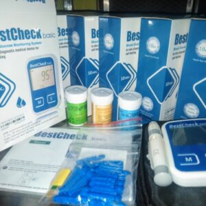 BESTCHECK 3-in-1 TEST KIT