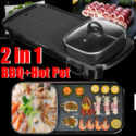 Samgyup Korean Electric Grill...