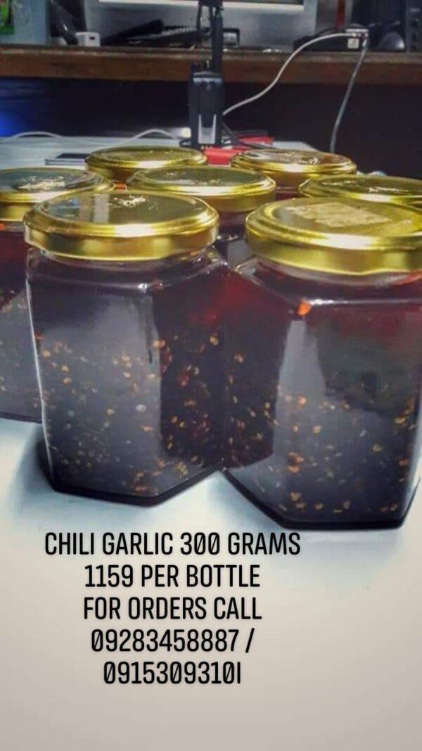 Bottled Chili Garlic