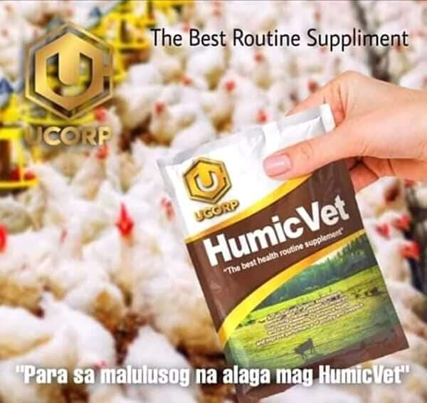 can also be used for poultry