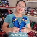 Alfombra slippers (half toes)