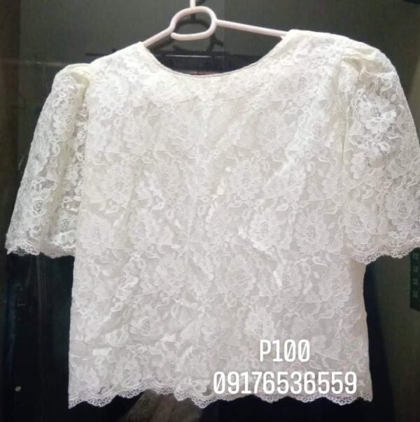 Filipiniana blouse image