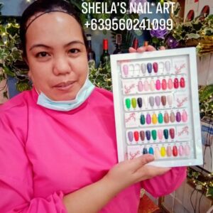 Sheila's nail service