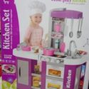 53-piece Toy Kitchen