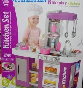 toy kitchen image