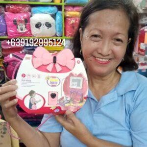 Pink bag image