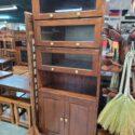 6ft Wooden Storage Shelf