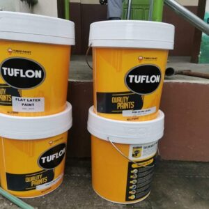 TUFLON FLAT LATEX WHITE