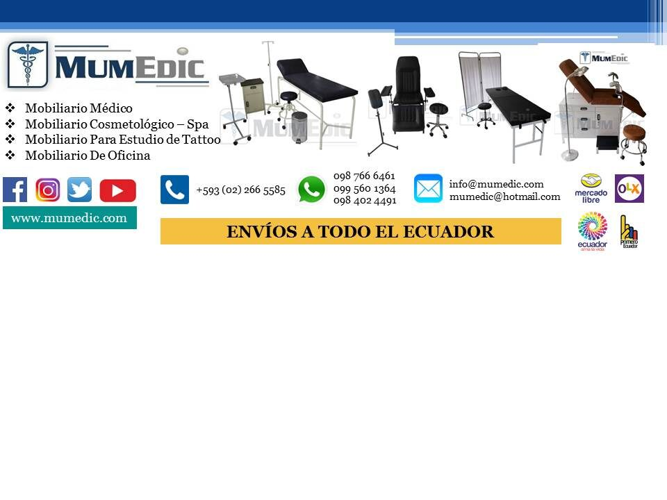 Mumedic Mobiliario Medico Y De Oficina